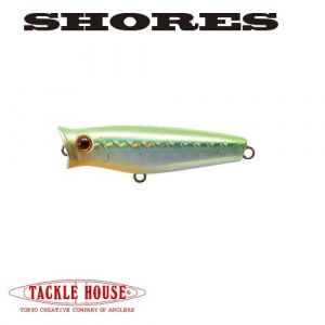 Попер Tackle House Pencil Popper SPP44 -4mm. 2,6gr