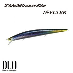 Воблер DUO Tide Minnow Slim Flyer 21gr. 140mm.
