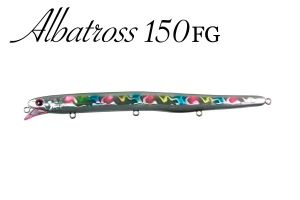 Воблер Pazdesign Albatross 150FG 150mm.