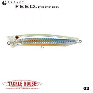 Tackle House Feed Popper CFP100