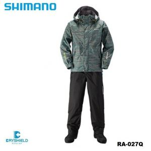 Яке+Панталон Shimano DS BASIC Suit-Emeraldas  RA-027Q