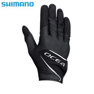 Ръкавици Shimano OCEA Stretch Glove Black GL-255S