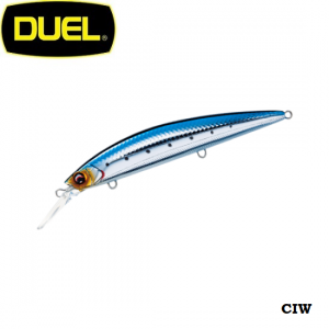 DUEL Hardcore Heavy Sinking Minnow 90SP 90mm. F974