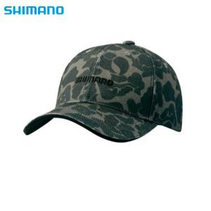 Шапка Shimano CA-071S color:Camo black