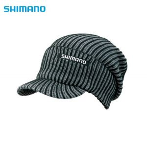 Шапка Shimano CA-085S color:Dark gray