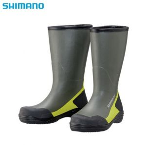 Ботуши Shimano Radial Boots-Yellow Green FB-015S
