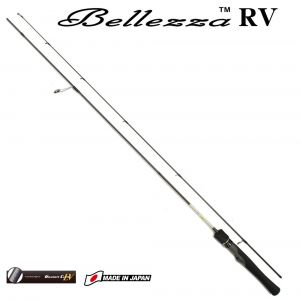 Прът Graphiteleader Bellezza RV GLBRS-642UL-TW 1.93m. 0,8-7gr. (Made in Japan)