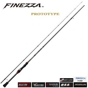Прът Graphiteleader  Finezza PROTOTYPE GFPS-842ML-T 2,54m 3-15gr.