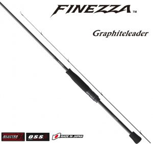 Прът Graphiteleader  19 FINEZZA  GLFS-7112ML-T (Tubular tip) 2.41m.1-10gr.