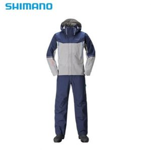 Яке+Панталон Shimano DS ADVANCE RAIN SUIT-Gray RA-025S