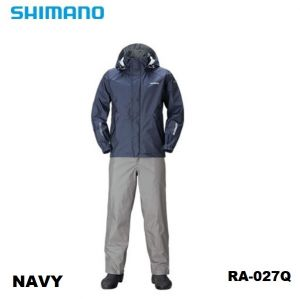 Яке+Панталон Shimano DS BASIC RAIN SUIT-NAVY  RA-027Q