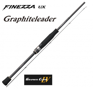 Прът Graphiteleader  2020 FINEZZA  UX FINUS -832ML-T (Tubular tip) 2.52m.3-15gr.