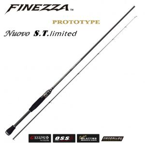 Прът Graphiteleader Finezza Prototype S.T.Limited 20GFINPS-7112ML-T 2.42m. 3-15gr.