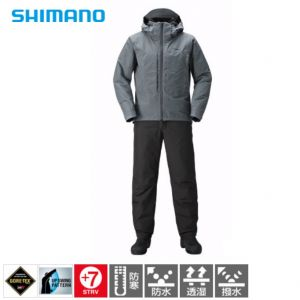 Яке + панталон Shimano Gore-Tex Warm Suit RB-017T Blue/Grey