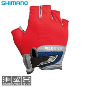 Ръкавици за спининг без пръсти Shimano Gloves GL-022S