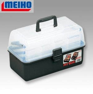 Куфар MEIHO Fit Box 3030 Clear/Gray