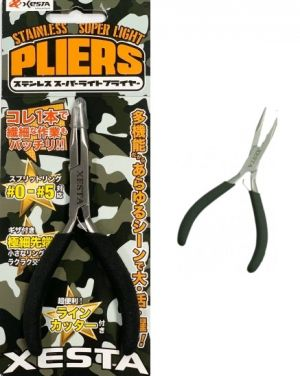 Клещи XESTA Stainless Super Light Pliers